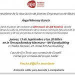 Invitación afterwork 13sep2012-