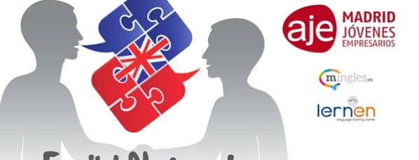Networking en Inglés aje madrid