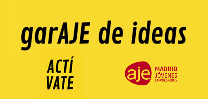 Garaje de ideas aje madrid for Garaje de ideas