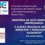 master oratoria impact